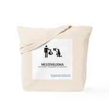 Mesothelioma (CCQ) Tote Bag
