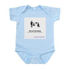 Mesothelioma (CCQ) Infant Bodysuit