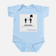 Mortgages (CCQ) Infant Bodysuit