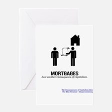 Mortgages (CCQ) Greeting Card