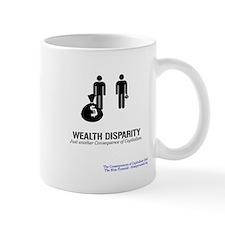 Wealth Disparity (CCQ) Mug