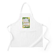 Make Lemonade Apron