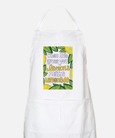 Make Lemonade Apron
