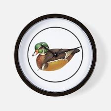 QUACK QUACK Wall Clock