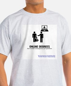 Online Degrees (CCQ) T-Shirt