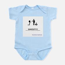 Bankruptcy (CCQ) Infant Bodysuit