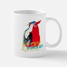 Hay, What's Up? Mug