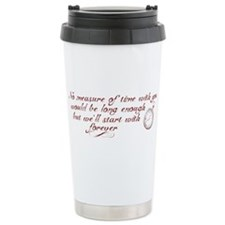 No Measure of Time-Breaking D Travel Mug