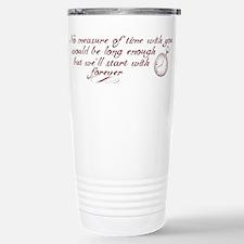 No Measure of Time-Breaking D Travel Mug