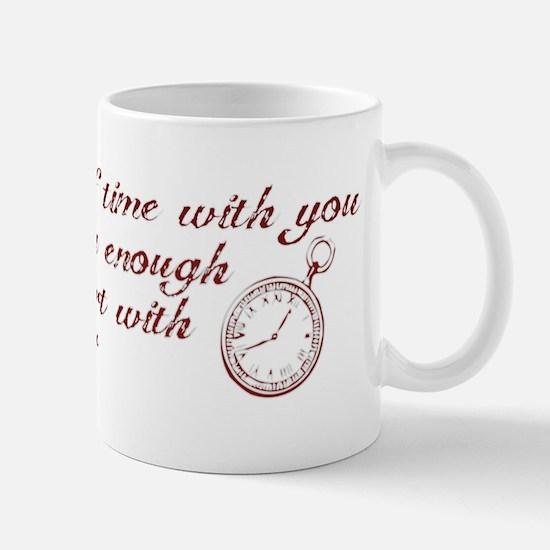No Measure of Time-Breaking D Mug