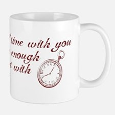 No Measure of Time-Breaking D Small Small Mug