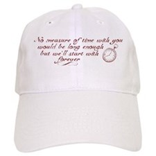 No Measure of Time-Breaking D Baseball Cap