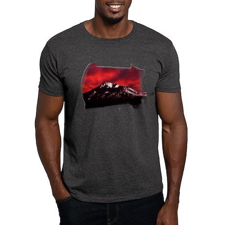 Shasta Red Cloud Dark T-Shirt