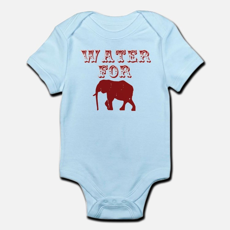 Water For Elephants Infant Bodysuit