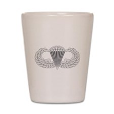 Airborne Shot Glass