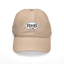 Rehoboth Beach DE - Oval Design Baseball Cap