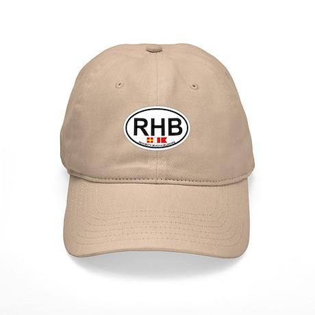 Rehoboth Beach DE - Oval Design Cap