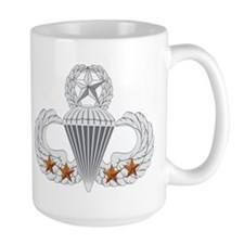 Master Airborne 4 Combat Jumps Mug