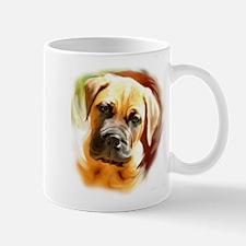 Mastiff puppy portrait Mug