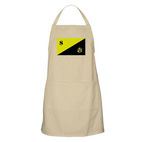 Anarcho-Capitalist Flag Apron