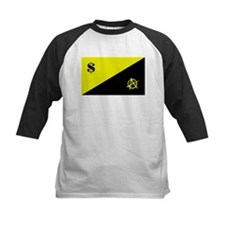 Anarcho-Capitalist Flag Tee