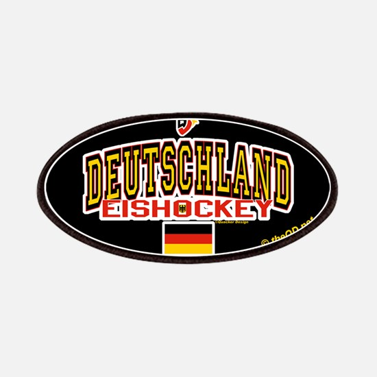 DE Germany Hockey Deutschland Patches