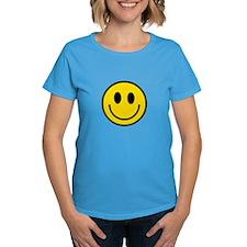 70's Smiley Face Tee