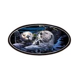 Sea otter Patches