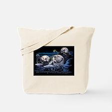 Unique Sea otter Tote Bag