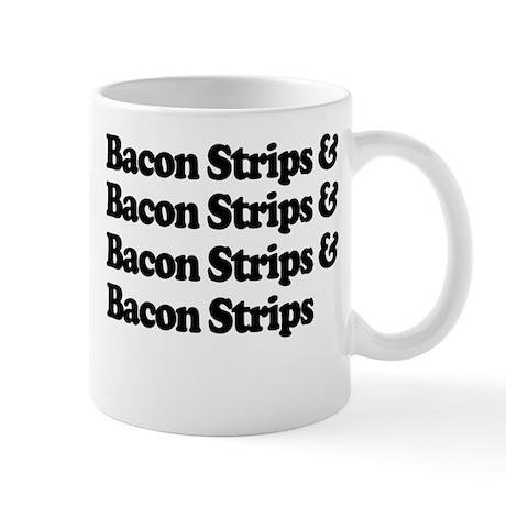 Bacon Strips Mug