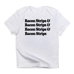 Bacon Strips Infant T-Shirt