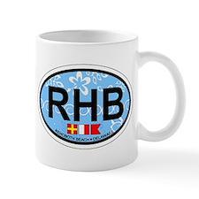 Rehoboth Beach DE - Oval Design Mug