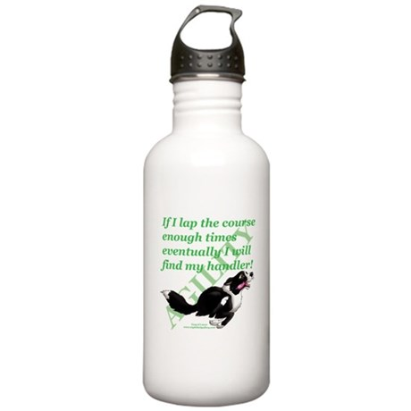 Lap Dog Stainless Water Bottle 1.0L