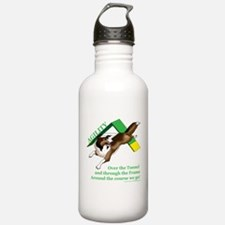 Around the Course We Go! Water Bottle