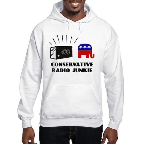 Conservative Radio Hooded Sweatshirt