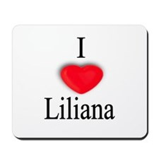 Liliana Mousepad
