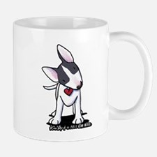 Masked Bull Terrier II Mug