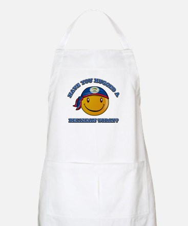 Have you hugged a Belizean today? Apron