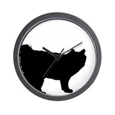 American Bobtail Wall Clock