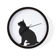 Burmese Wall Clock