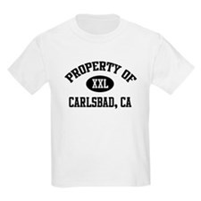 Property of Carlsbad Kids T-Shirt