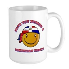 Have you hugged a Dominican Republic today? Mug