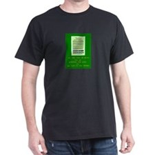 Rememberance Black T-Shirt