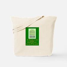 Rememberance Tote Bag