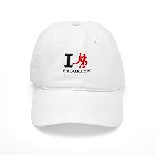 I run brooklyn Baseball Cap