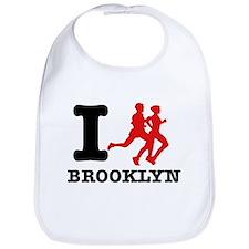 I run brooklyn Bib