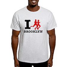 I run brooklyn T-Shirt