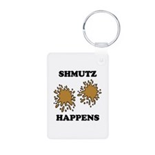 Shmutz Happens Keychains