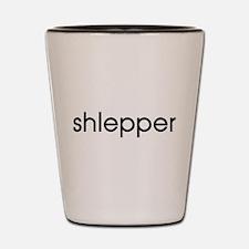 Shlepper Shot Glass