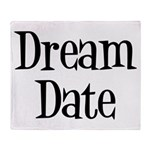 Dream Date Throw Blanket